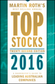 Top Stocks 2016: A Sharebuyer's Guide to Leading Australian Companies (0730320561) cover image