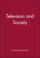 Television and Society (0745614361) cover image