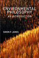 Environmental Philosophy: An Introduction (0745645461) cover image