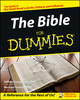 The Bible For Dummies (0764552961) cover image