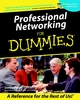 Professional Networking For Dummies (0764553461) cover image