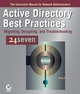 Active Directory Best Practices 24seven: Migrating, Designing, and Troubleshooting (0782150861) cover image