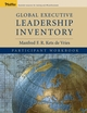 Global Executive Leadership Inventory (GELI), Participant Workbook (0787974161) cover image