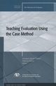 Teaching Evaluation Using the Case Method: New Directions for Evaluation, Number 105 (0787980161) cover image