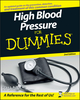 High Blood Pressure for Dummies, 2nd Edition (1118051661) cover image