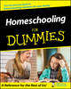 Homeschooling For Dummies (1118068661) cover image