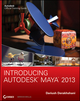 Introducing Autodesk Maya 2013 (1118130561) cover image