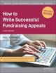 How to Write Successful Fundraising Appeals, 3rd Edition (1118543661) cover image