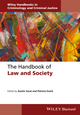 The Handbook of Law and Society (1118701461) cover image
