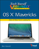 Teach Yourself VISUALLY Complete OS X Mavericks (1118736761) cover image