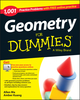 Geometry: 1,001 Practice Problems For Dummies (+ Free Online Practice) (1118853261) cover image