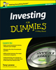 Investing for Dummies, 4th UK Edition (1119025761) cover image