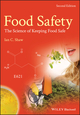 Food Safety: The Science of Keeping Food Safe (1119133661) cover image