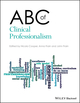 ABC of Clinical Professionalism (1119266661) cover image