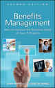 Benefits Management: How to Increase the Business Value of Your IT Projects, 2nd Edition (1119993261) cover image