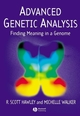 Advanced Genetic Analysis: Finding Meaning in a Genome (1405103361) cover image