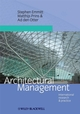 Architectural Management: International Research and Practice (1405177861) cover image