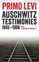 Auschwitz Testimonies: 1945-1986 (1509513361) cover image