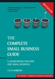 The Complete Small Business Guide: A Sourcebook for New and Small Businesses, 8th Edition, Revised and Updated (1841126861) cover image
