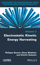 Electrostatic Kinetic Energy Harvesting (1848217161) cover image