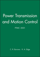 Power Transmission and Motion Control: PTMC 2001 (1860583261) cover image