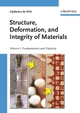 Structure, Deformation, and Integrity of Materials, 2 Volume Set (3527314261) cover image