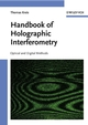 Handbook of Holographic Interferometry: Optical and Digital Methods (3527405461) cover image