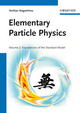 Elementary Particle Physics: Foundations of the Standard Model V2 (3527409661) cover image