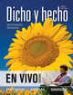 Dicho en vivo: Beginning Spanish with Personal Native-Speaker Coaching (EHEP002161) cover image