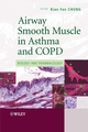 Airway Smooth Muscle in Asthma and COPD: Biology and Pharmacology (0470060662) cover image