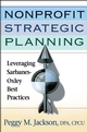 Nonprofit Strategic Planning: Leveraging Sarbanes-Oxley Best Practices (0470120762) cover image