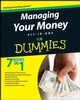Managing Your Money All-In-One For Dummies (0470345462) cover image