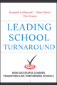 Leading School Turnaround: How Successful Leaders Transform Low-Performing Schools (0470407662) cover image