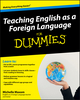 Teaching English as a Foreign Language For Dummies (0470745762) cover image