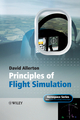 Principles of Flight Simulation (0470754362) cover image