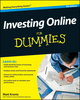 Investing Online For Dummies®, 7th Edition (0470769262) cover image