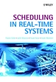Scheduling in Real-Time Systems (0470847662) cover image