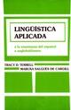 Lingü�stica aplicada: A la Ense�anza del Espa�ol a Anglohablantes (0471039462) cover image