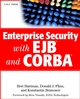 Enterprise Security with EJB and CORBA (0471150762) cover image