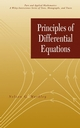 Principles of Differential Equations (0471649562) cover image