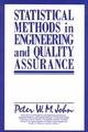 Statistical Methods in Engineering and Quality Assurance (0471829862) cover image