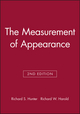 The Measurement of Appearance, 2nd Edition (0471830062) cover image