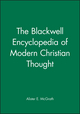 The Blackwell Encyclopedia of Modern Christian Thought (0631198962) cover image
