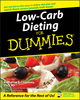 Low-Carb Dieting For Dummies (0764525662) cover image