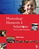 Photoshop Elements 4 Solutions: The Art of Digital Photography (0782144462) cover image