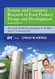 Sensory and Consumer Research in Food Product Design and Development, 2nd Edition (0813813662) cover image
