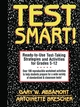 Test Smart!: Ready-to-Use Test-Taking Strategies And Activities for Grades 5-12 (0876289162) cover image