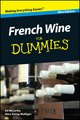 French Wine For Dummies, Mini Edition (1118042662) cover image