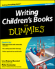 Writing Children's Books For Dummies, 2nd Edition (1118356462) cover image