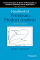 Handbook of Petroleum Product Analysis, 2nd Edition (1118369262) cover image